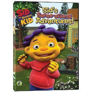 Sid the Science Kid: Sense-Ational Adventures: