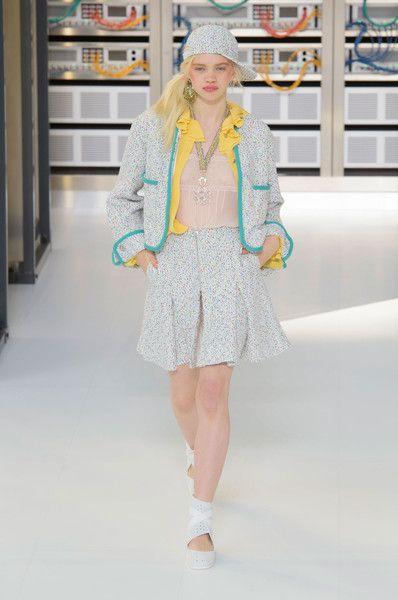 Chanel at Paris Fashion Week Spring 2017 - Runway Photos