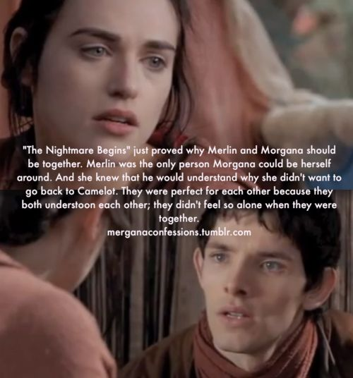 Merlin and Morgana (Mergana) Official Facebook Page https://www.facebook.com/pages/Merlin-and-Morgana-Mergana/349350695095734