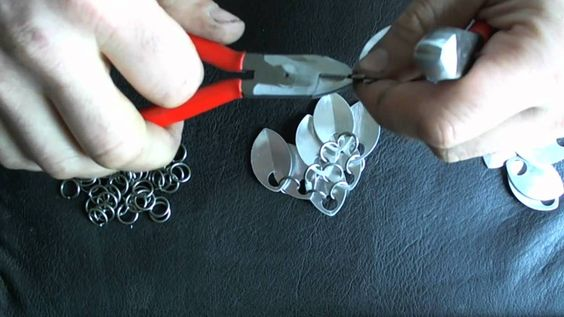 How to weave Scalemail