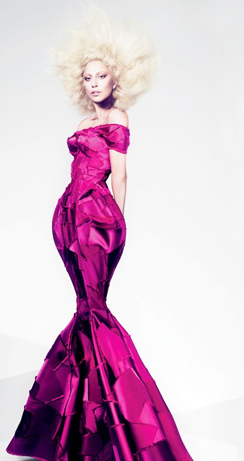 Lady Gaga  Vogue September 2012
