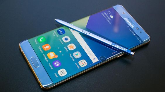 After Samsung released their new Note 7 phone they plunged 7% due to worried customers. When the customers who had already bought the phone went to charge them they would explode. Samsung recalled about 2.5 million and lost about $25 million in the company's market value.