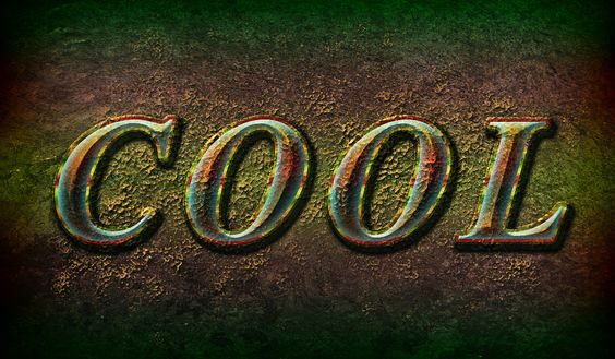 How to Create Translucent Text on Grunge Style Background