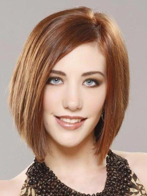 Medium Haircuts For Oval Faces Haircutsforovalfaces Oval Face Hairstyles Bobs Haircuts Wavy Bob Hairstyles