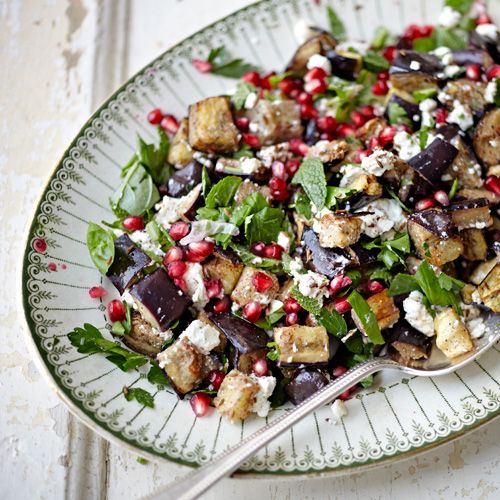 Salads - a colorful healthy salad is all I want after the holidays #salad