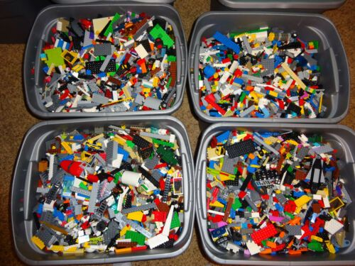 Assorted Legos by the Pound