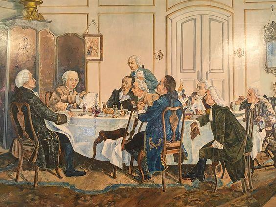 Картина в Музее имени И. Канта. Фото: Evgenia Shveda