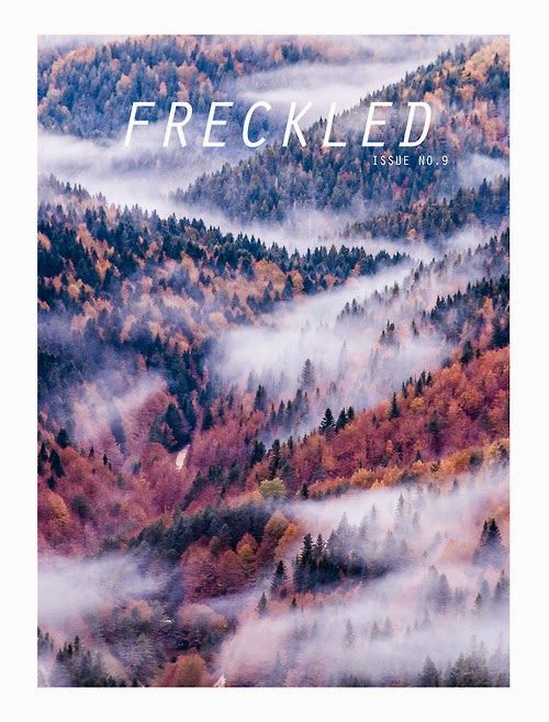 online magazine Freckled