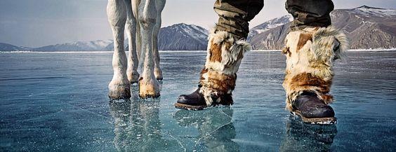 Lake Baikal, Siberia by Matthieu Paley - Imgur
