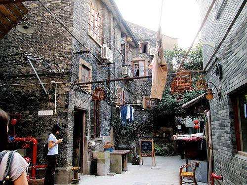 Cafe Dab in #Shanghai #TaiKang Lu
