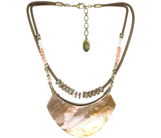 Collar Galway Collier de Nature Bijoux colección Galway