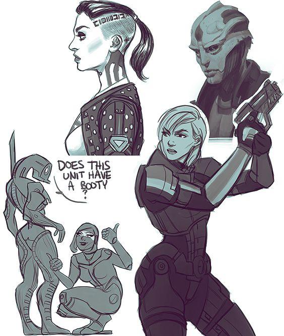 Mass Effect by itsprecioustime