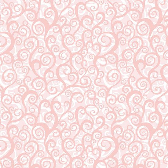 Surf - Pink mural