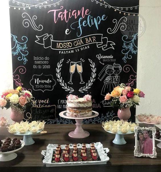 Chá bar: como organizar um evento bem original e divertido