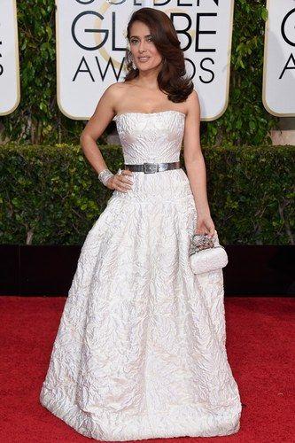 Globo de Ouro 2015 - Salma Hayek