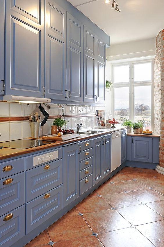 스웨덴 아파트 인테리어 ④ - 주방,침실,거실 인테리어 : 네이버 ...