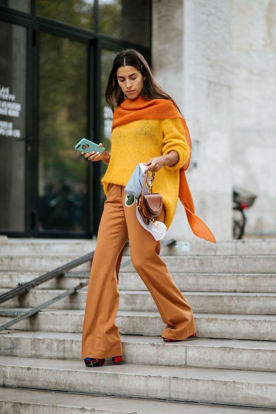 Paris Fashion Week Street Style Spring 2018 Photos