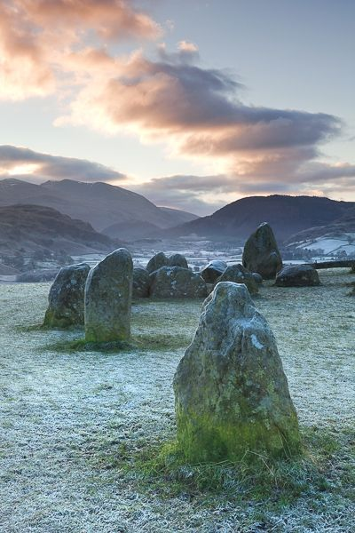A new day, Castlerigg, Cumbria, UK  Visit www.exploreuktravel.co.uk for holidays in England