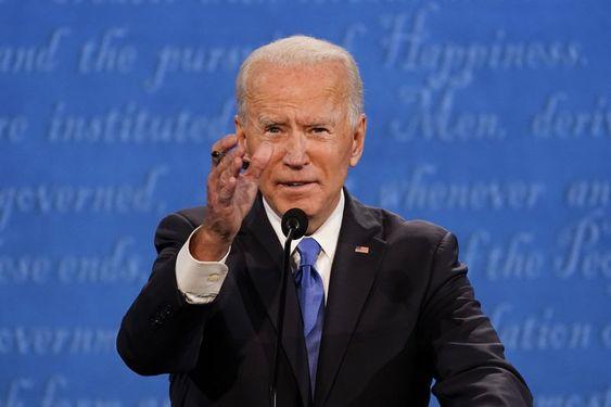 Biden's warning on oil tests voter resolve on climate change