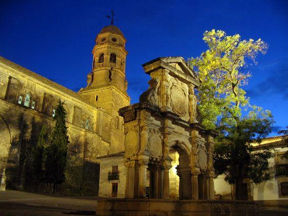 Baeza, Jaén, Andalucía