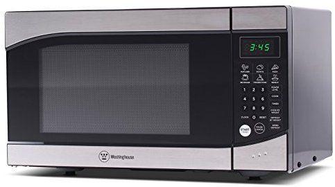 Amazon Com Westinghouse Wm009 Countertop Microwave Oven 900