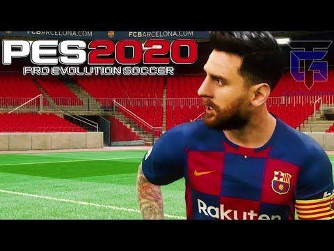Pes 2020 Trailer Hd Barcelona New Kit Season 2019 2020 Youtube