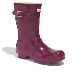 Hunter® Short Gloss Wellies
