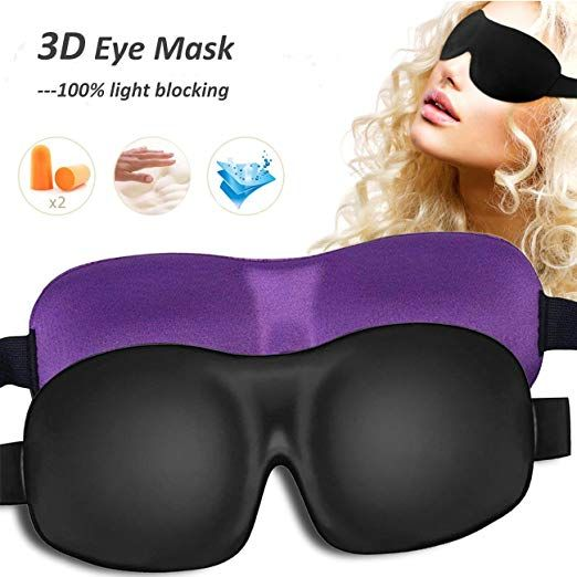 I Love These Eyemasks I Prefer To Sleep In A Pitch Black Room Even The Light On The Smoke Dector Bothers Me But Historically Shade Cover Eye Cover Soft Eyes