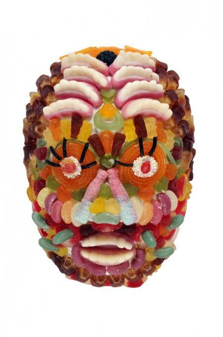 Jordan Mckenzie Woolworth Death Masks 2009