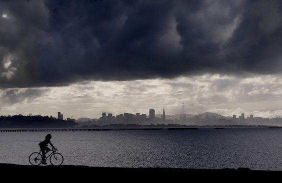 In case you haven't heard, perhaps the biggest storm in years is bearing down on the Bay Area. We don't get too many extreme weather events so the prospect of three inches of rain (in urban areas) and gusting winds is nothing to scoff at.  The best basic advice for a big storm? Try t