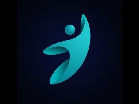 how to create logo design in Photoshop Newinspira Tutorial#2