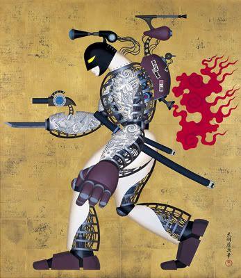 Japanese Spirit, Western Things Essay
