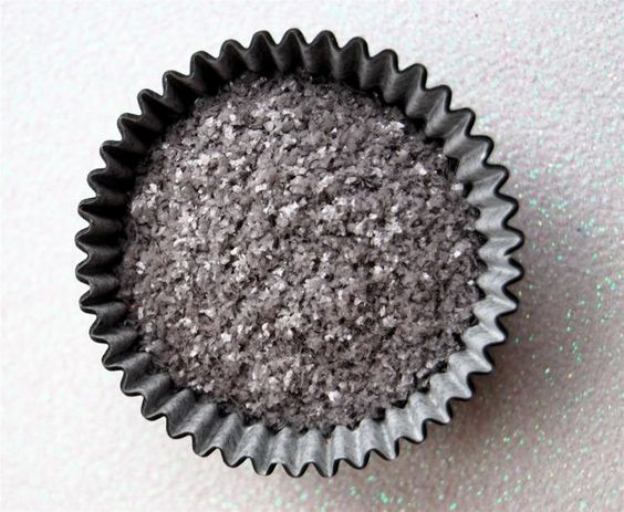 "gray ""glitter"""