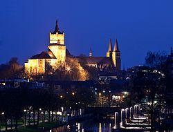 Schwanenburg and Stiftskirche, Kleve