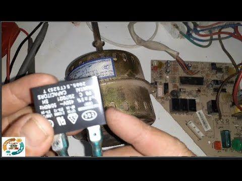 اعطال وتوقف وتركيب محرك المروحة Acللسبلت على البوردmalfunctions And Installation Split Ac Fan Moto Youtube Dog Tag Necklace Dog Tags Tag Necklace