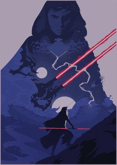 Pin On Star Wars Rise Of Skywalker Fan Art