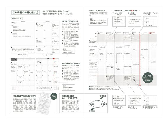 Amazon.co.jp: ビジネス手帳 2015(見開き1週間バーチカル式): ㈱ウィルPMインターナショナル: 本