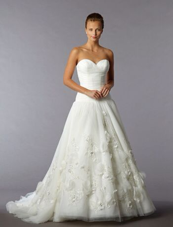 Mark Zunino For Kleinfeld Bridal Gown Colors Volume2 Pinterest Wedding Dresses And Dress