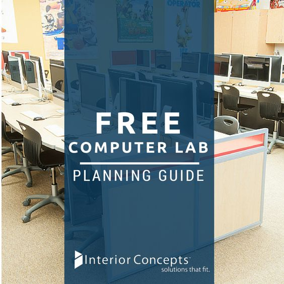 Classroom Design Manual ~ Free download computer lab design planning guide tech up