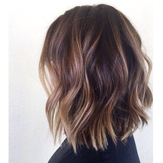 Ombre Hair Et M Ches Miel 20 Mod Les Impressionnants Carr S T Et Tendances Estivales