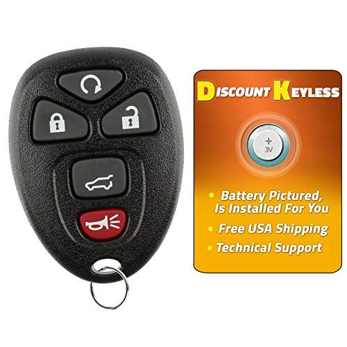 Discount Keyless Replacement Key Fob Car Remote Compatible With