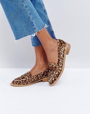 Loafer Flat Shoes