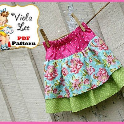 Following on from the overwhelming response to the Pink Fig skirt and the subsequent SELL OUT, I have found a similar pattern.  The Mary Lee Ruffled Skirt by Viola Lee  http://www.patternsonly.com/mary-lee-ruffled-skirt-viola-lee-pdf-epattern-6mths10yrs-p-3651.html  The deal: to receive this pattern for FREE purchase any 2 epatterns from http://www.patternsonly.com/pdfs-downloadable-epatterns-c-174.html  Add the code: DOTD in the comments.This deal expires at midnight 21st Sept,2012
