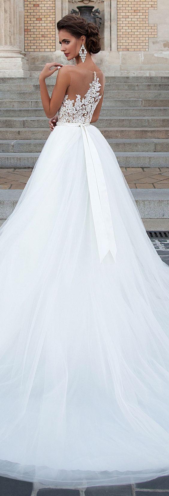 Milla Nova 2016 Bridal Wedding Dresses…