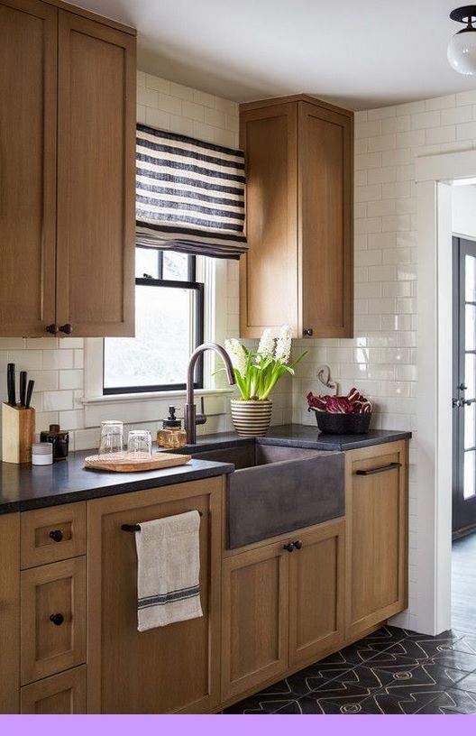 Dark Light Oak Maple Cherry Cabinetry And Kitchen Cabinet