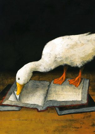 Yonezu Yusuke... why some ducks are smarter than others...