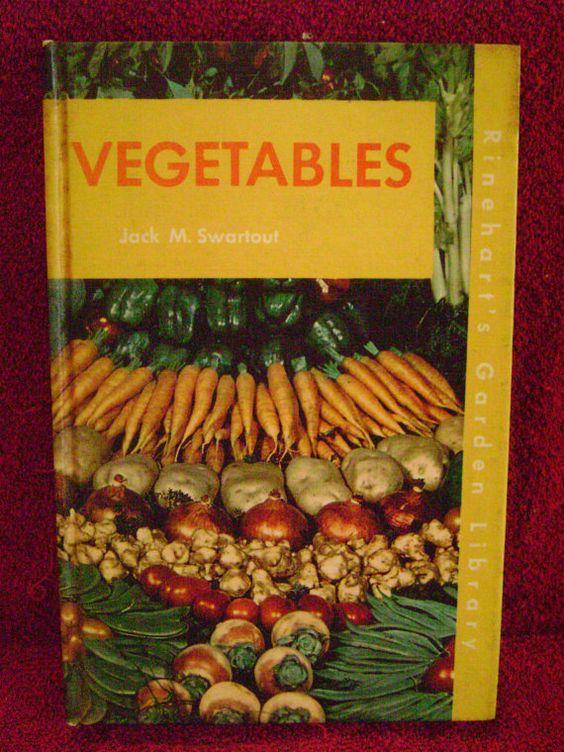 Vegetables Rinehart's Garden Library Jack M by SevenSistersBooks, $6.99