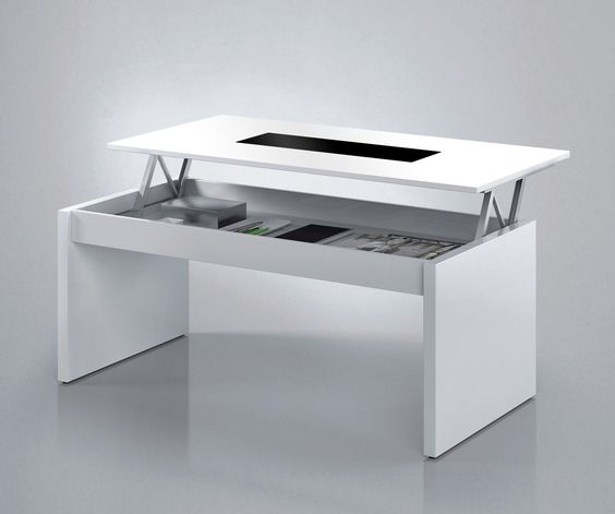 Coffee Table Storage Table Storage And Modern Lounge On Pinterest