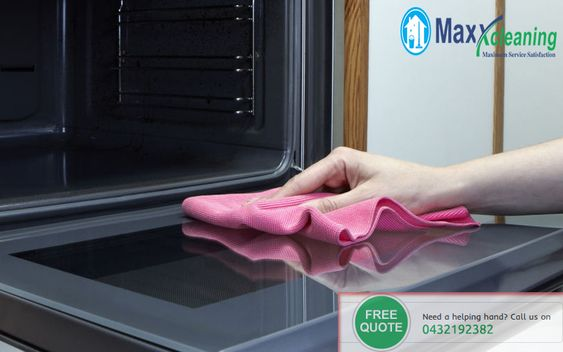 Oven Cleaning Service in Perth