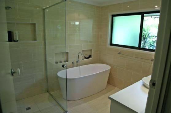 Master Bath With Shower Only Niche Ideas Bathroom Window Average Size Best Bathroom Designs Modern Bathroom Modern Bathroom Design